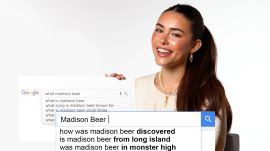 Madison Beer Answers the Web's Most Searched Questions