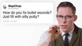 Mortician Answers MORE Dead Body Questions From Twitter