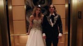 Join Paris and Prince Jackson as They Celebrate Motown Magic in McQueen