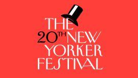 The 2019 New Yorker Festival