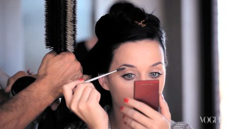 Face the Music: Katy Perry's Beauty Routine