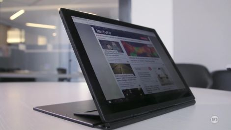 Lenovo's Thinkpad X1 tablet/laptop device