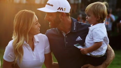 """The Grind: Dustin & Paulina's """"major"""" PDA & Drake's questionable golf attire"""