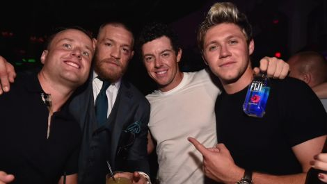 The Grind: Rory McIlroy parties with Conor McGregor & a Russian model sizzles on the course