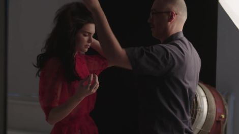 Here's Exactly What Happens at a Kendall Jenner Photo Shoot