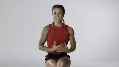 Body Stories: Surviving Incoming Fire in Iraq Inspired Christmas Abbott to Start CrossFit