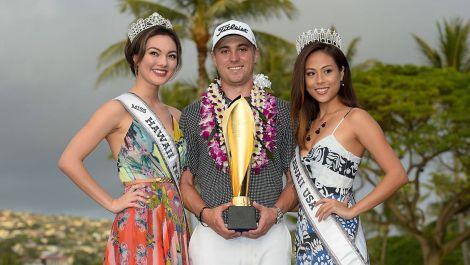 Justin Thomas Takes Over Hawaii