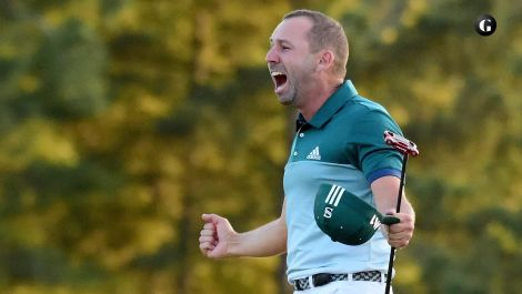 Snoop? Sergio?! What a crazy Masters week