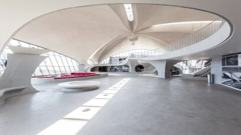 A Look Inside the New TWA Hotel