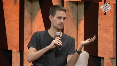 "Snap Inc.'s Evan Spiegel: ""Going Public Was the Right Thing for the Company"""