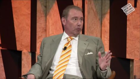 "The Bond King, Jeffrey Gundlach, Believes Trump is ""Trying"""