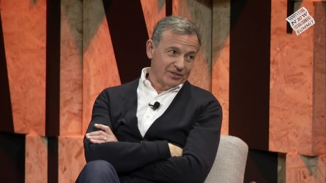 What Took Bob Iger and Disney So Long to Get into the Streaming Game
