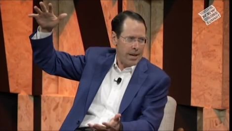 Randall Stephenson On The Game Changer That Is AT&T