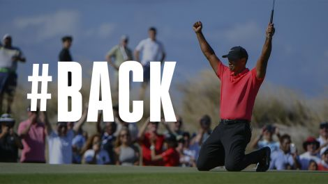 Tiger Woods Is BACK!!!