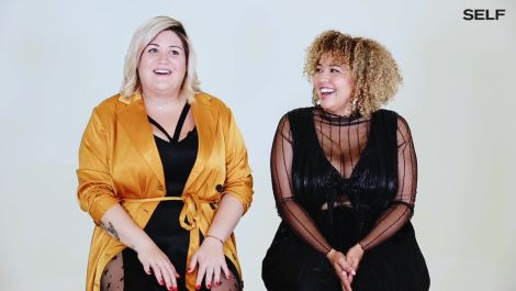 "These Fashion Designers Want to Destigmatize the Word ""Fat"""