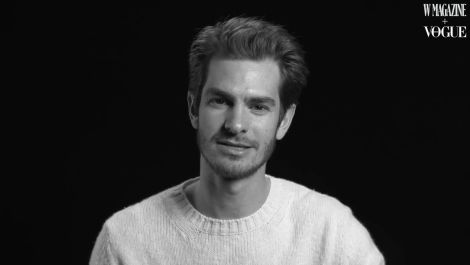"Andrew Garfield Tells the Outrageous Story of His First Kiss: ""It Was Bacchanalian"""