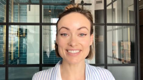 Olivia Wilde Breaks Down Her Natural Beauty Routine