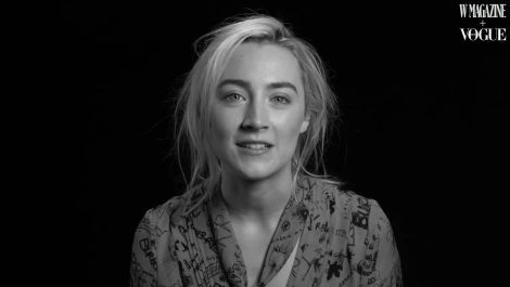 Saoirse Ronan Cried During Greta Gerwig's Dance Parties On the Set of 'Lady Bird'