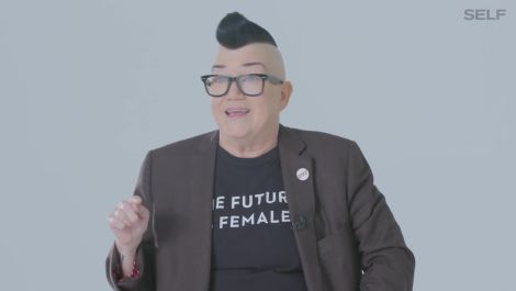 Lea DeLaria Talks Type 2 Diabetes, Hot Flashes, and Loving Your Body