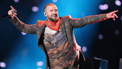 Justin Timberlake was the real MVP of Super Bowl LII