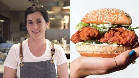 The Very Best Fried Chicken Sandwich