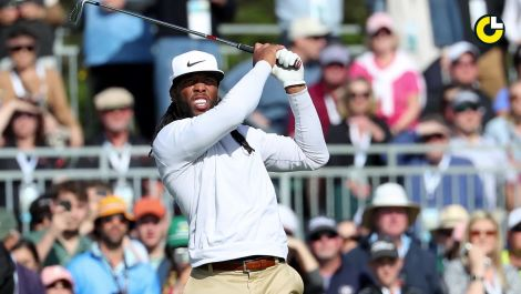 "Larry Fitzgerald's ""controversial"" pro-am win"