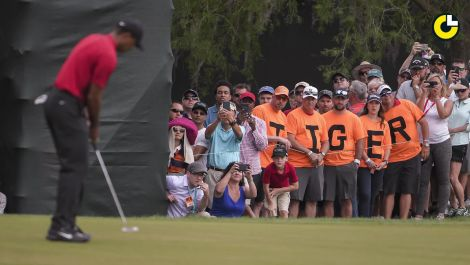 Tiger Woods' latest gift to golf fans