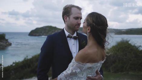 Reid & Melissa | Antigua, Caribbean