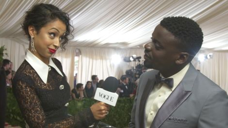 Daniel Kaluuya on Looking for Diddy at His First Met Gala