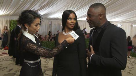 Idris Elba on His Self-Designed Suit
