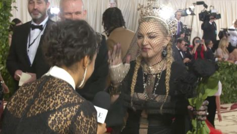 Madonna on Religious Themes in Her Music