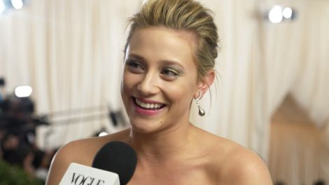 Lili Reinhart on What She Expects From Her First Met Gala