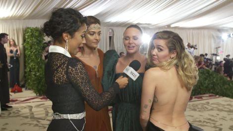 Miley Cyrus, Paris Jackson and Stella McCartney on Stylish and Sustainable Fashion