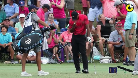 Tiger Woods' wild week at the Players Championship
