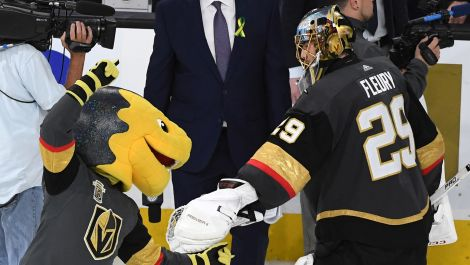 The $10 million reason to root for the Golden Knights
