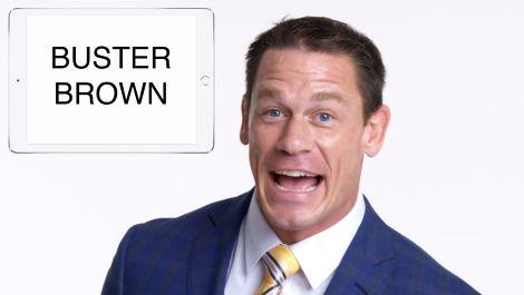 John Cena Teaches You Trucker Slang