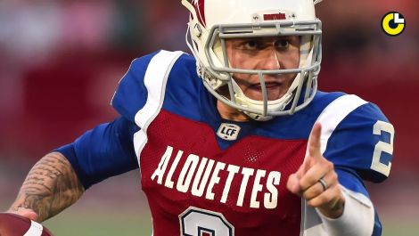 Johnny Manziel's Disastrous CFL Debut