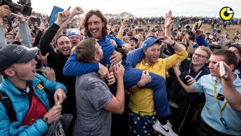 The 5 Best Parts of the 2018 Ryder Cup