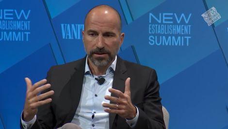 """Safety Is the Top Priority"": Uber C.E.O. Dara Khosrowshahi Looks Toward the Future"