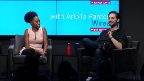 Entrepeneurship Boot Camp: Alexis Ohanian and Jewel Burks on Starting Startups | WIRED25