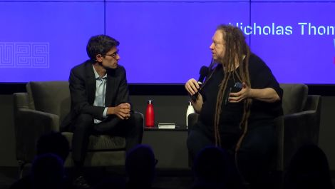 Digital Dignity: VR Pioneer Jaron Lanier at WIRED25