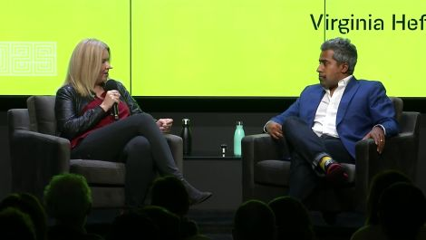 The Trouble with Techno-Utopianism: Anand Giridharadas & Virginia Heffernan | WIRED25