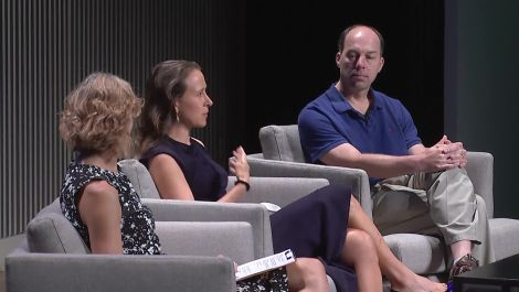 WIRED25: 23andMe's Anne Wojcicki & Stanford's Stephen Quake on Big Data and Health Care