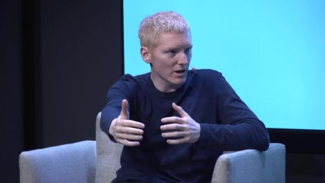 Stripe's Patrick Collison in Conversation with Nicholas Thompson