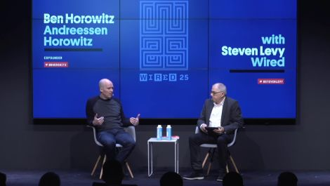 Andreessen Horowitz's Ben Horowitz in Conversation with Steven Levy