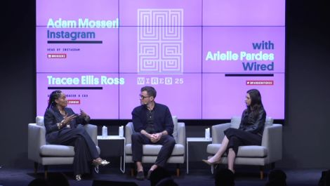 Adam Mosseri and Tracee Ellis Ross in Conversation with Arielle Pardes
