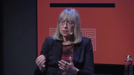 Esther Wojcicki Speaks at WIRED25