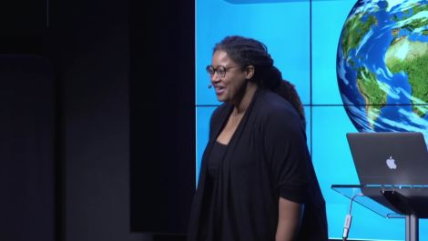 N. K. Jemisin Speaks at WIRED25