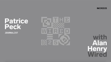 WIRED25 2020: Patrice Peck on Building Covid Resources for Black Communities