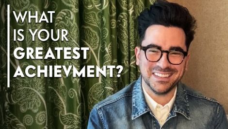 Dan Levy Answers Personality Revealing Questions | Proust Questionnaire